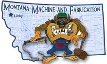 Montana Machine and Fabrication in Libby Montana